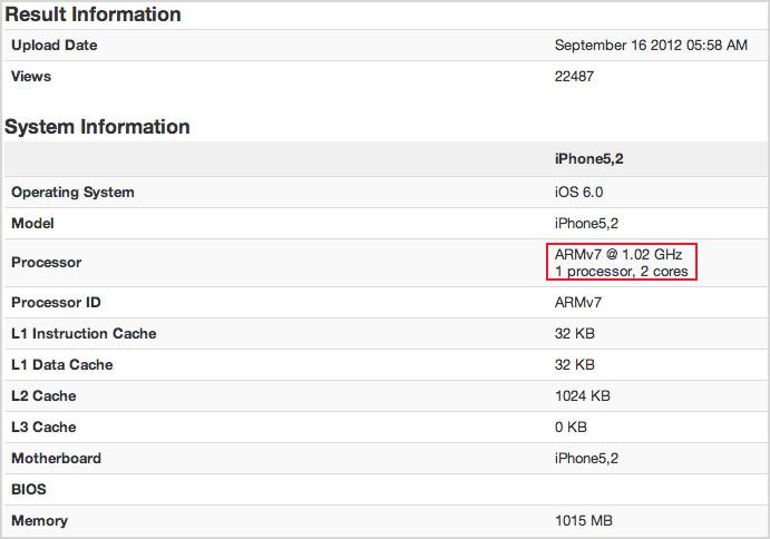 """iPhone 5 оказался быстрее любого """"гуглофона"""" The Clu"""